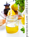 Lemon dressing 18667214