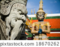 雕像 塑像 泰國 18670262