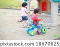 公園 孩子 小孩 18670625