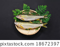 香魚 鳥瞰 淡水魚 18672397