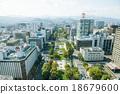 城市風光 城市景觀 市容 18679600