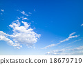 blue, sky, cloud 18679719