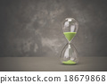 沙漏 鐘錶 觀看 18679868