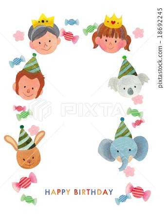 生日快乐文具 18692245