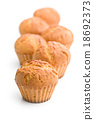 sweet muffins 18692373
