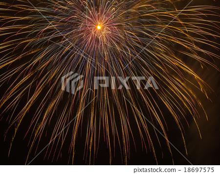 fireworks 18697575
