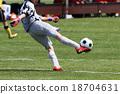 足球 球 運動 18704631
