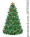 크리스마스 트리 B 18705002