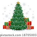 christmas, tree, trees 18705003