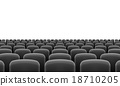 Theater Seats 18710205