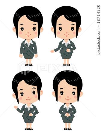 Suit women 01 18714520