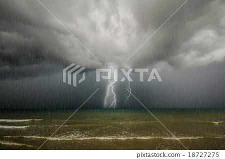 Thunderstorm. 18727275