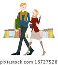 購物 一對 約會 18727528