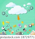 เมฆ,คอมพิวเตอร์,คอมพ์์ 18729771