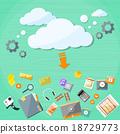 เมฆ,คอมพิวเตอร์,คอมพ์์ 18729773