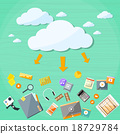 เมฆ,คอมพิวเตอร์,คอมพ์์ 18729784