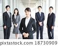商业 商务 女性 18730909