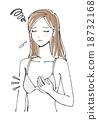 胸 胸像 複雜 18732168