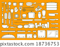 Food element 18736753