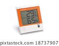 วัดอุณหภูมิและความชื้น 18737907