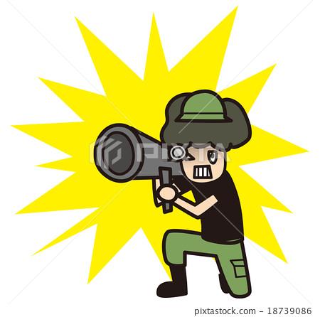 Bazooka 18739086