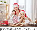 kitchen, mother, christmas 18739132