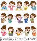 女生 女孩 女性 18742495