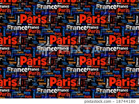 Paris France Terror 18744180