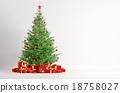 크리스마스, 성탄절, 나무 18758027