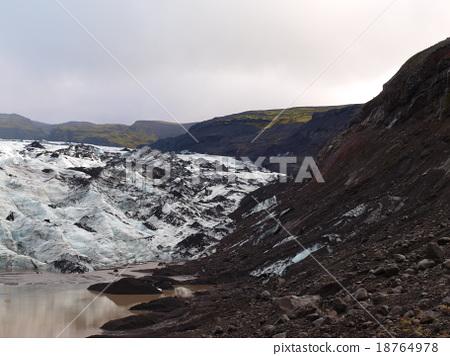 Iceland · Sül Heima · Yoktor Glacier 18764978