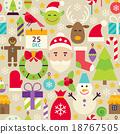 คริสต์มาส,คริสมาส,เวกเตอร์ 18767505