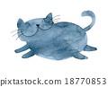 cat, neko, run 18770853