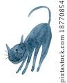 のび猫 18770854