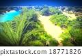 African oasis on Sahara 18771826