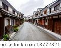 Kurashiki city, old japanese town in Okayama 18772821