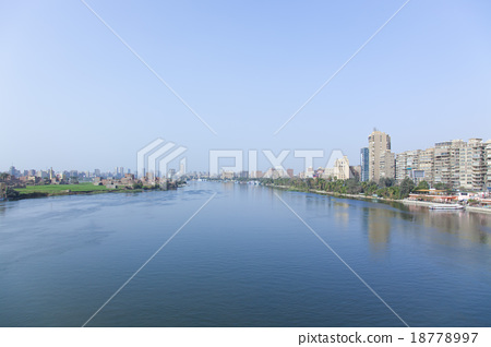 The Nile of Cairo 18778997