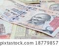 Indian Rupee 18779857