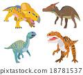 恐龍 古代生物 中生代 18781537