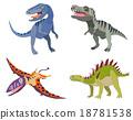 恐龍 古代生物 中生代 18781538
