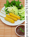 Thailand meatballs 18783789