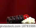 Chocolate roll 18783986