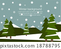 winter background 1 18788795