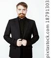 beard, man, mustache 18791303