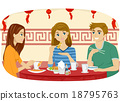 Teens Friends Chinese Restaurant 18795763