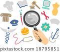 Hand Search Academic Discipline Elements 18795851