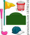 Golf for Kids Elements 18796216