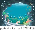 洞穴 鱼 海洋 18796414