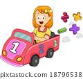 계산, 차, 자동차 18796538