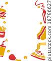 Fast Food Frame 18796627