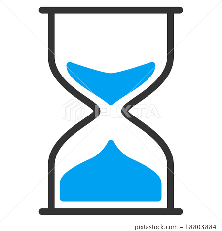 Hourglass icon  Hourglass Icon - Stock Illustration [18803884] - PIXTA